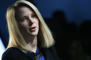 Yahoo CEO Marissa Mayer PHOTO: Pascal Lauener / Reuters