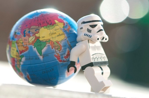 Stormtrooper sisyphus