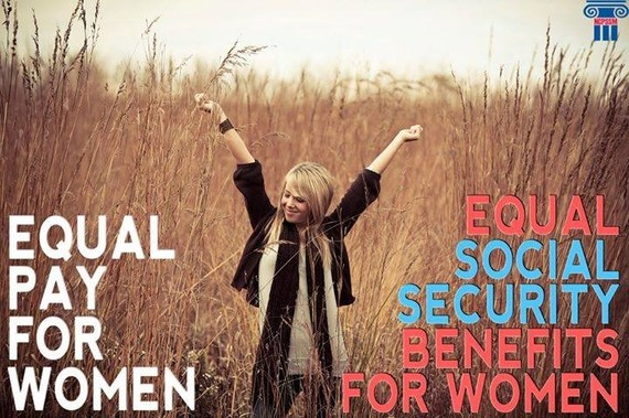Equal Pay Social Security